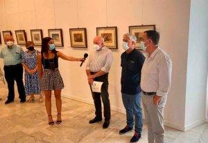 Muestra sobre los grabados taurinos de Goya