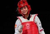 La taekwondista Adriana Cerezo, primera medalla en Tokyo