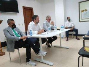 """Vox analiza la """"preocupante"""" situación de Soria"""