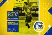 El BM Soria ficha al central Diego Fernández