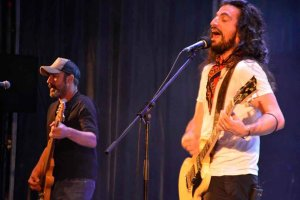 Enclave de Agua: concierto de The electric Alley - fotos