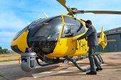 Nuevo helicóptero para coordinar lucha contra incendios