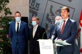 La Junta moviliza 115 millones para reactivar economía
