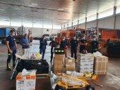 Diputación entrega material a bomberos de Soria
