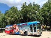 En marcha el Autobús de la Repoblación