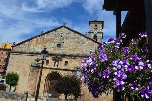 Visita a San Leonardo de Yagüe - fotos