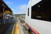 Licitadosuministro de aparatos de vía en Torralba-Soria