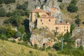 La ermita de San Saturio, declarada BIC