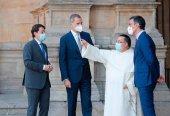"""Mañueco confía en """"punto de inflexión"""" para cogobernanza"""