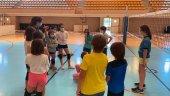 Concluye el campus municipal de Voleibol