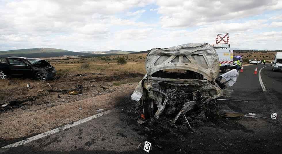Uno de los fallecidos en accidente, vecino de Soria
