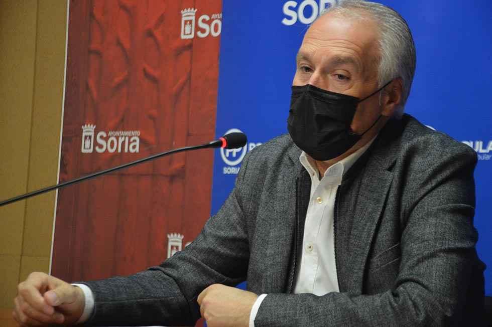 El PP critica deficiente gestión de cubierta de San Andrés