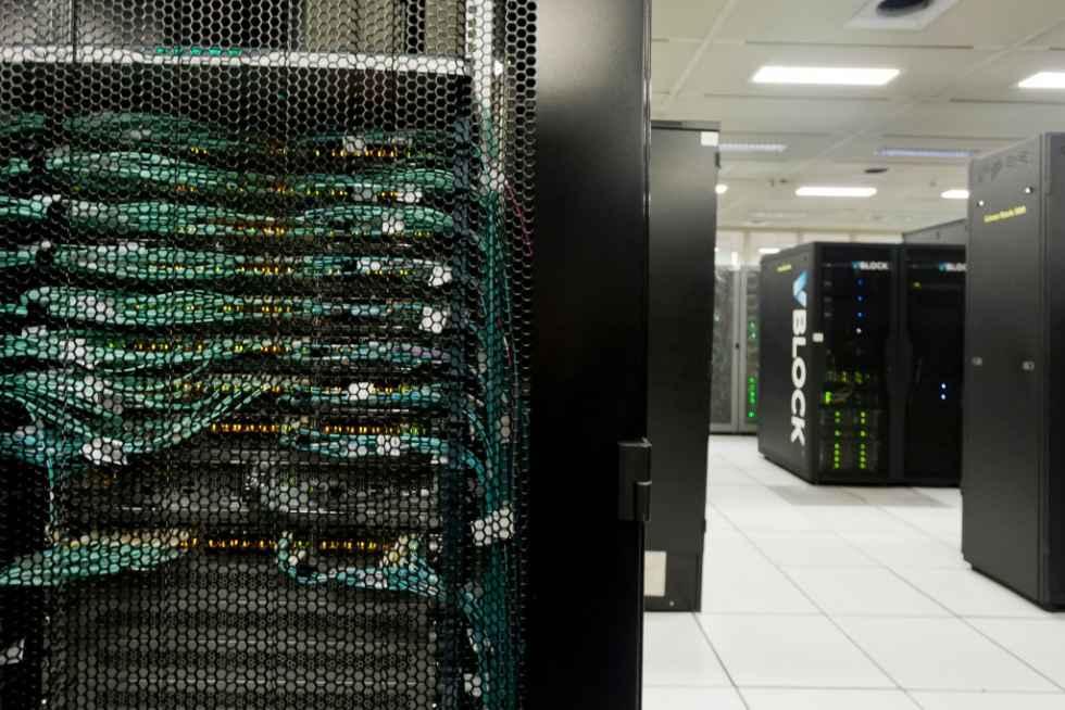 Así será el Centro de Procesamientos de Datos