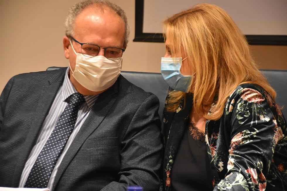 """De Gregorio: """"Los sorianos necesitamos más vacunas"""""""