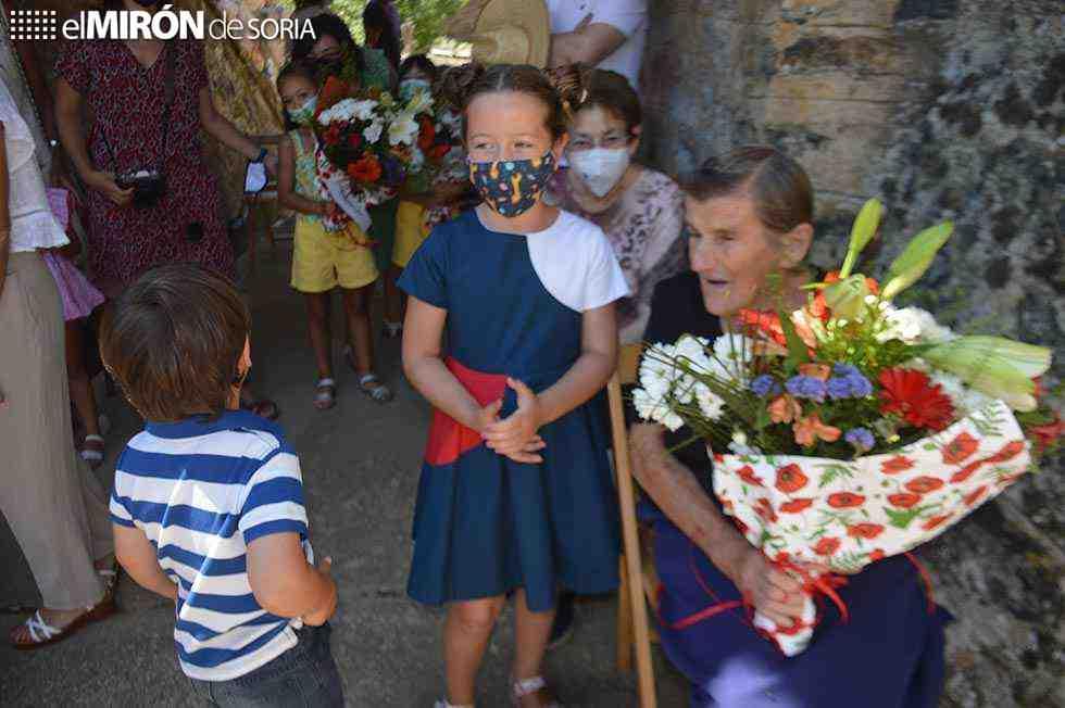 Las Aldehuelas homenajea a mujer rural