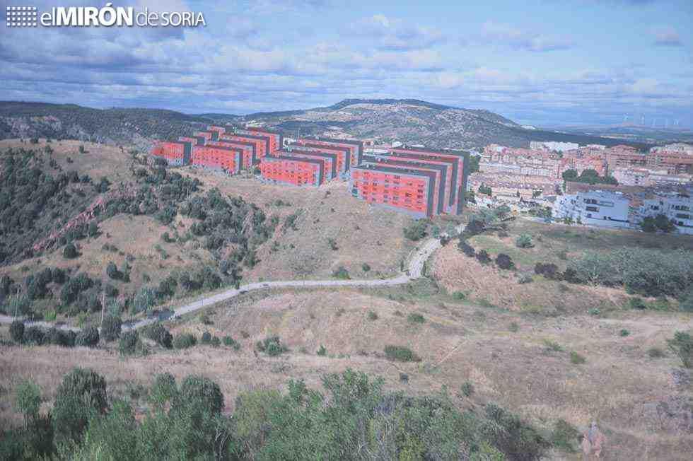 Confirman impopularidad de viviendas en Cerro de los Moros