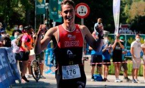 Jaime Izquierdo gana triatlón de Valladolid