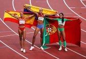 Peleteiro, bronce y récord de España en Tokio