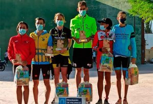 Izquierdo recupera corona regional de triatlón cross