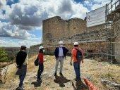 Inicio de obras de restauración de castillo de Rello