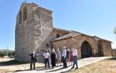 Finalizada restauración de iglesia de Aldealices