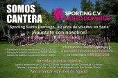 """Sporting Santo Domingo lanza campaña """"Somos cantera"""""""