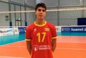 Lucas Lorente debuta con selección española