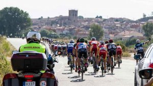 Presentada la Vuelta Ciclista Junior a la Ribera del Duero