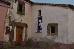 Homenaje a Casta Esteban en Torrubia de Soria