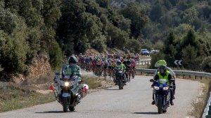 La Vuelta a la Ribera mueve a 400 personas