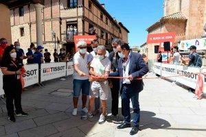 Julio Espeso abre cuarta etapa de la Vuelta