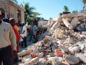 Cáritas ayuda a damnificados de terremoto de Haiti
