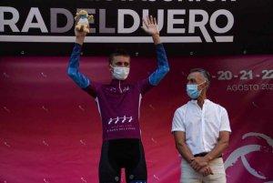 Líder norteamericano en inicio de Vuelta a la Ribera