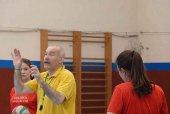 El voleibol homenajea a José Miguel Serrato