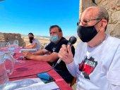 Sarnago homenajea a Goyo Sanz