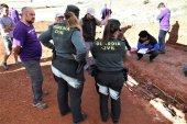 Entrega de restos mortales de represaliados en La Riba de Escalote