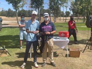 Ganadores para el torneo Net-Golf
