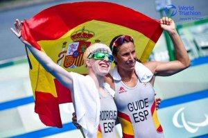 Susana Rodríguez cumple su sueño paralímpico