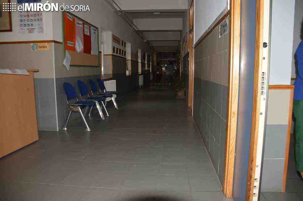 Esfuerzo adicional en limpieza de colegios por el Covid