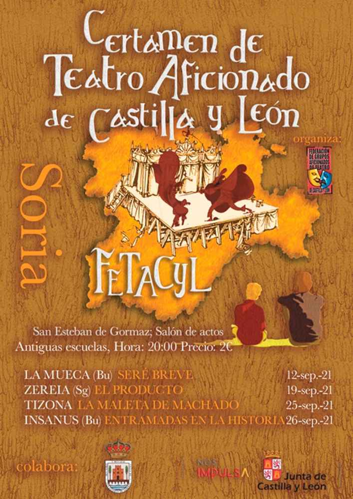 San Esteban de Gormaz, sede de Certamen de Teatro Aficionado