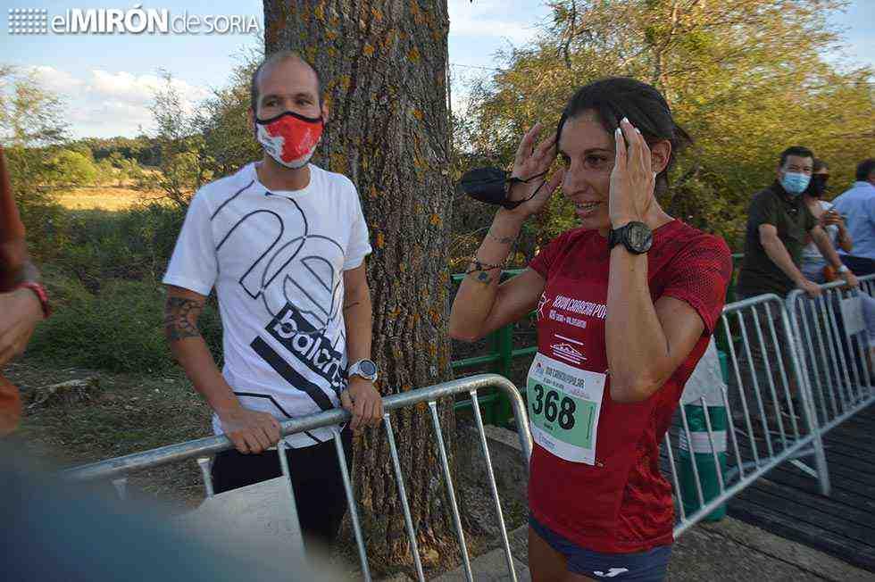Díaz y Onrubia ganan la Soria-Valonsadero