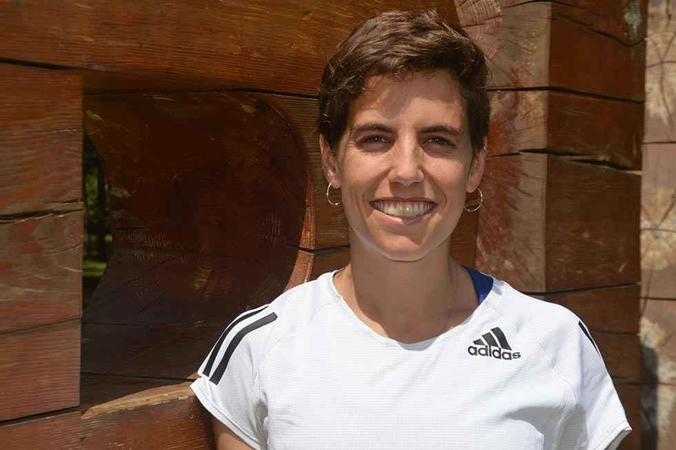 Marta Pérez, segunda mejor marca de la milla