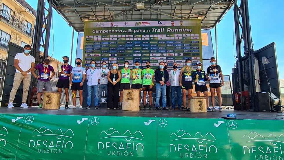 Desafío Urbión, el mejor equipo de trail running