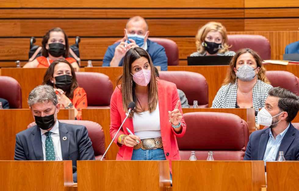"""El PSOE censura """"desidia"""" de Junta en residencias"""