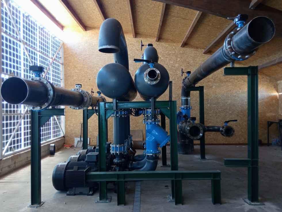 Rebi aprovechará energía excedentaria de Losan