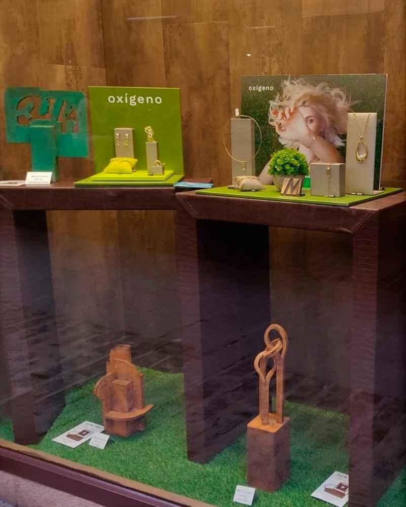 """Monreal retoma su """"Espacio de Arte"""" con el escultor Javier Grávalos"""