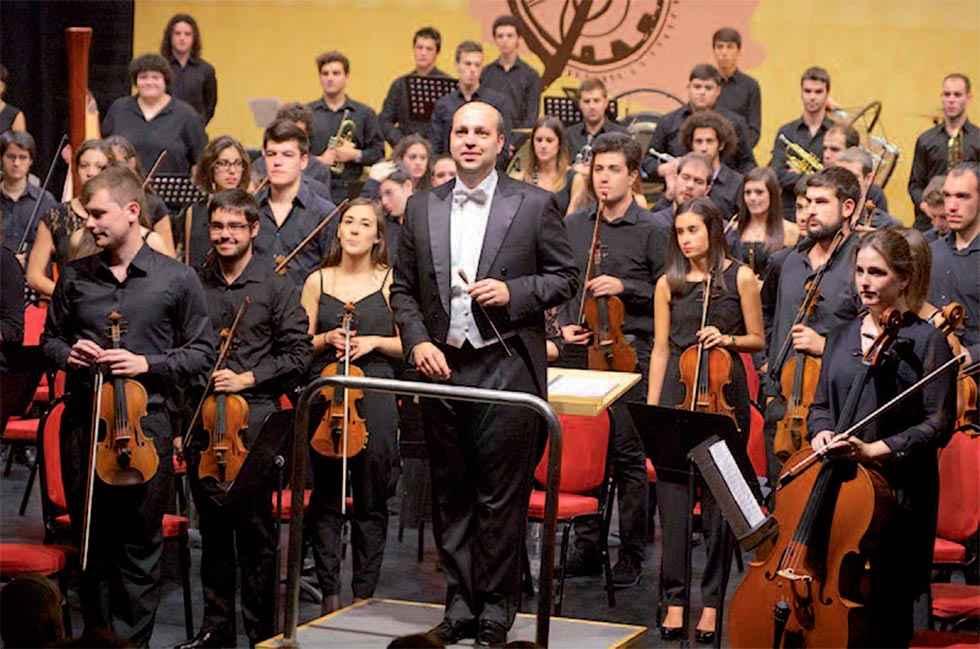 Cita con la Joven Orquesta Sinfónica de Soria