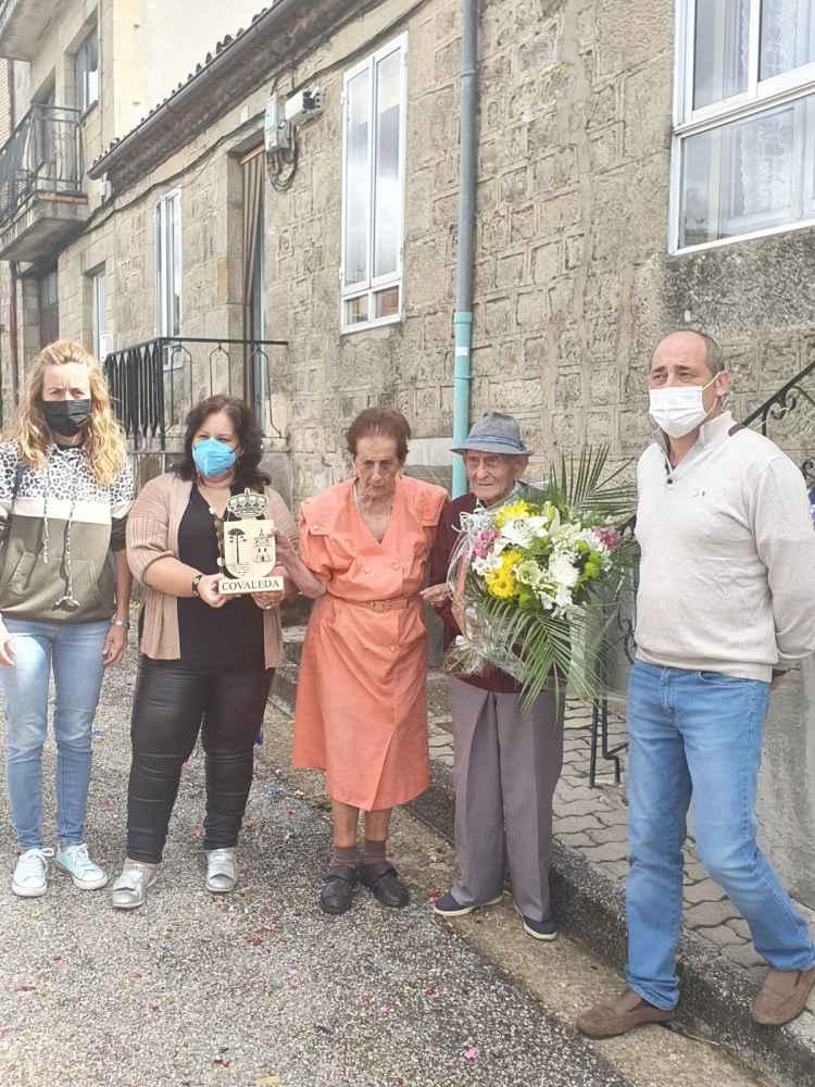 Homenaje a centenario en Covaleda