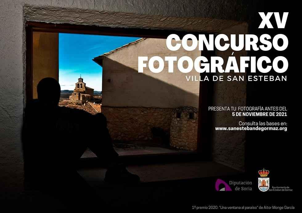 Convocado el XV Concurso Fotográfico Villa de San Esteban