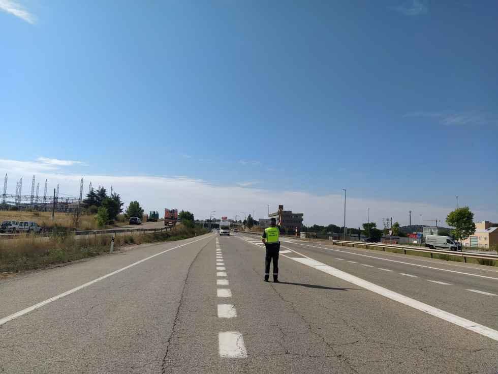 Investigado por conducción temeraria en Covaleda